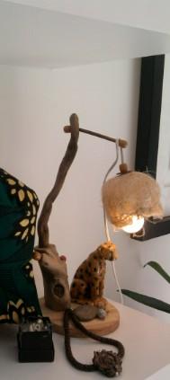 Lampada Me Ayn di Roberta Elmi