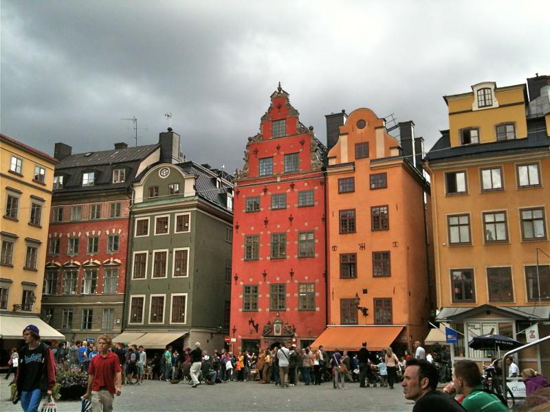 Stortorget- Stockholm