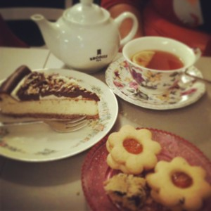 Tea Time on Coccodì tea room