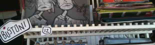 Bottega Gazpacho: il riciclo e l'arte.