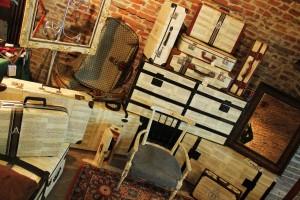 Esposizione alla Fiera Vintage di Ferrara