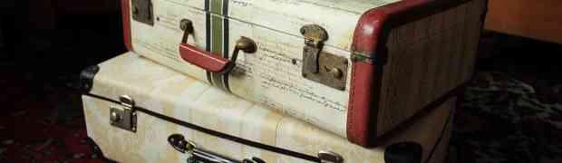 AM FLORENCE: arte, vintage e valigie piene di sogni.